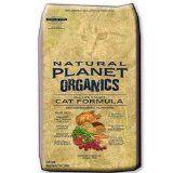 Organic Cat Food Comparison