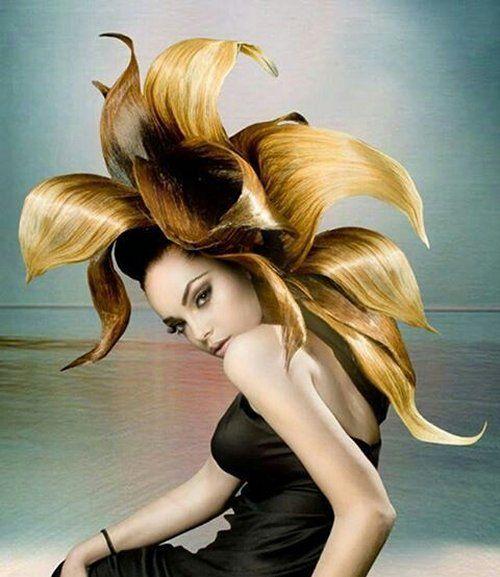 10 peinados locos que no te puedes imaginar!
