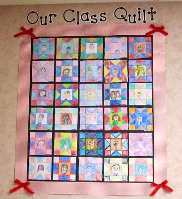 Open House Picture Palooza - Class Quilt