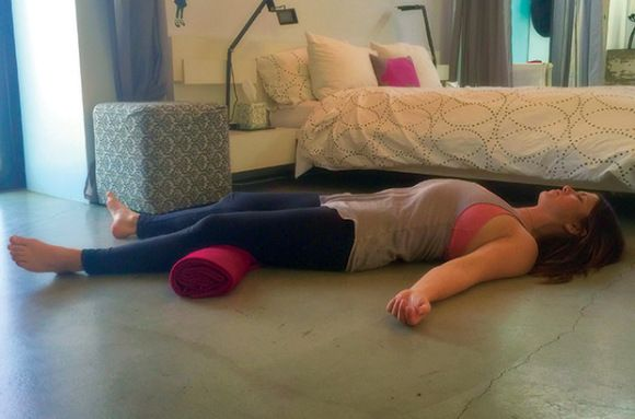 Easy Yoga Poses That Will Help You De-Stress