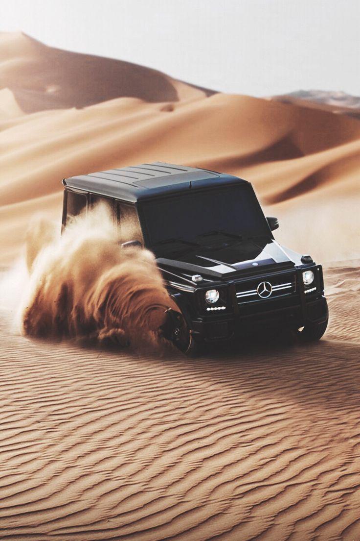 Black Matte Mercedes