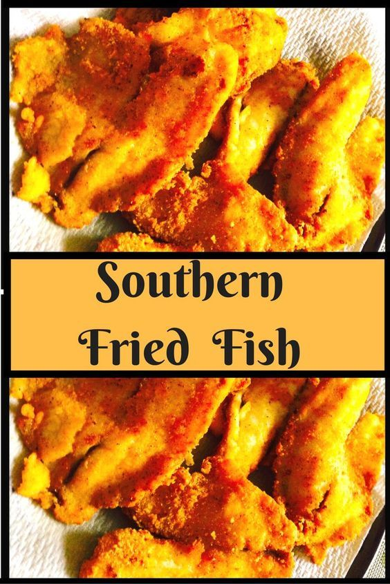 The easiest & most delicious southern fried fish recipe you will ever try!!! For more recipes go to www.onlygirl4boyz.com