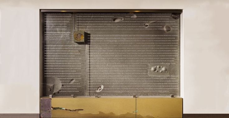 Concrete donor wall at the California Academy of Science by Cheng Design, Fu-Tung Cheng |CHENG Concrete Exchange