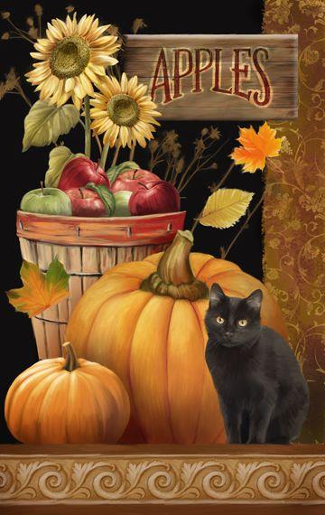 Autumn Apples / Thomas Wood                              …