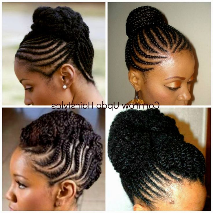 Black Hairstyles Braids Cornrows