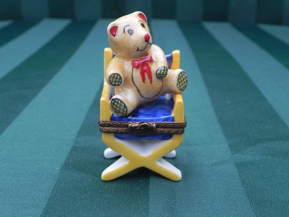 Jahrgang Limoges Porzellan Hand bemalt von CalahansCloset auf Etsy
