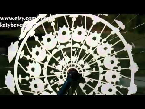Laser Cut Wheel - YouTube