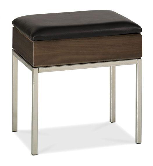 Loft Dressing Table Stool - £69   brandinteriors.co.uk