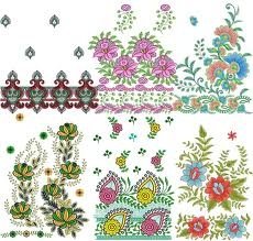 """Happy Embroidery Machine: Traditional folk techniques are passed from generation to generation in cultures as diverse as northern Vietnam, Mexico, and eastern Europe. Professional workshops and guilds arose in medieval England. The output of these workshops, called Opus Anglicanum or """"English work,"""" was famous throughout Europe."""