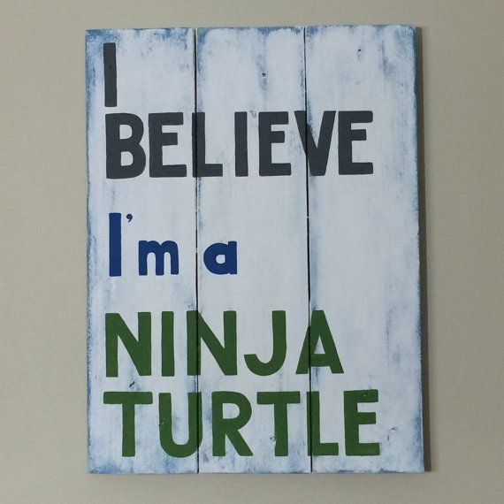 Ninja Turtle Wall Decor 21 best ninja turtle room images on pinterest | teenage mutant
