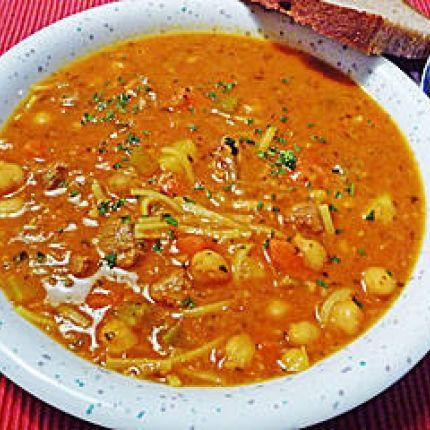 Ramadansuppe | Marokkanisch Essen                                                                                                                                                                                 Mehr