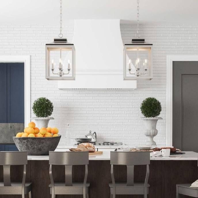 Pleasant 4 Light Foyer Pendantwic 22525241 Bt In 2019 Kitchen Evergreenethics Interior Chair Design Evergreenethicsorg