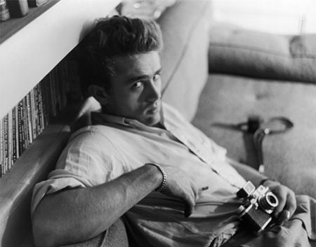 I have this poster in my room: James Dean