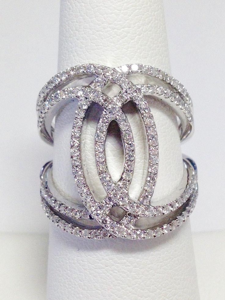 art deco antique wedding rings