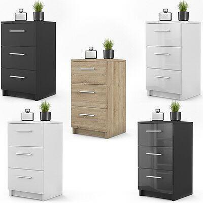 Vicco Nachttisch Fur Boxspringbett Nachtschrank Nachtkommode Kommode Schrank Ebay Home Filing Cabinet Home Decor