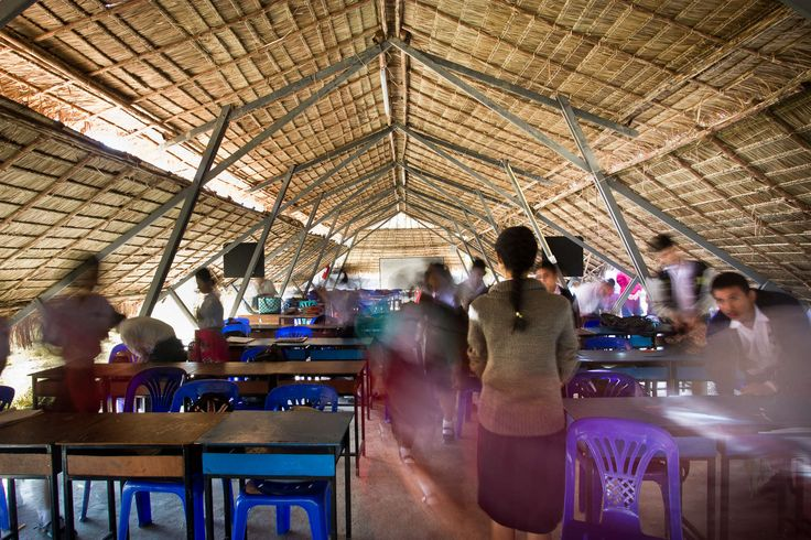 Uplifting Education: Thailand's Extraordinary Learning Spaces