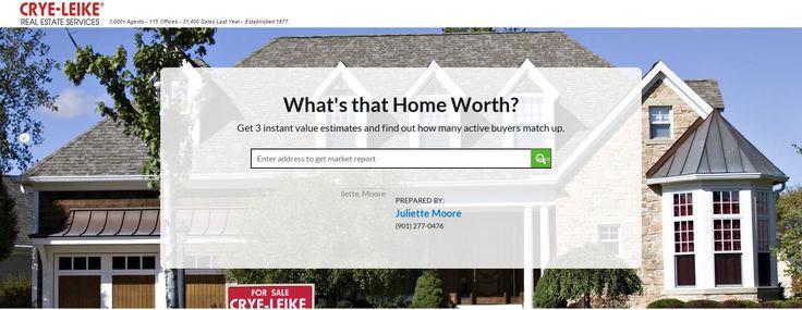 Home Value Estimator by Juliette Moore