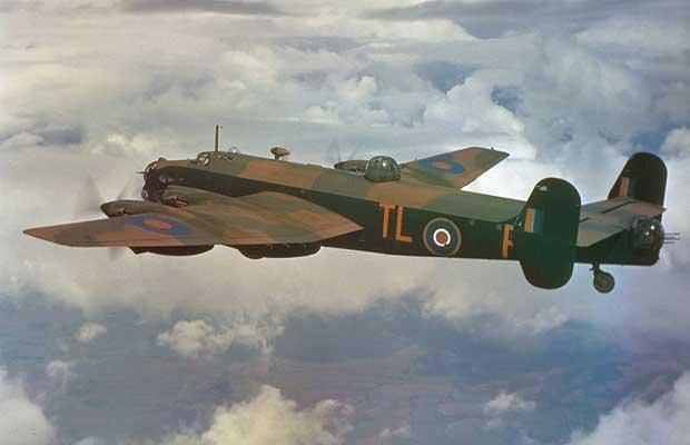 Handley Page Halifax                                                                                                                                                                                 More