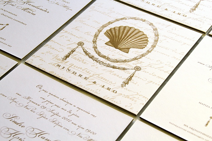 wedding stationery,  http://www.atelier-invitations.gr/philo_en.htm