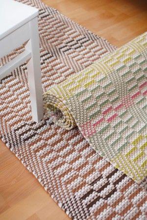 New models of carpet weaver