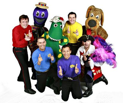The Wiggles - Dorothy, The Captain ...Fruit Salad, yummy yummy ...   :-/   (Once heard, never to be forgotten!!!)