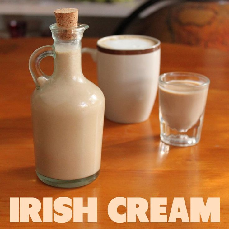 Irish Cream Flavored
