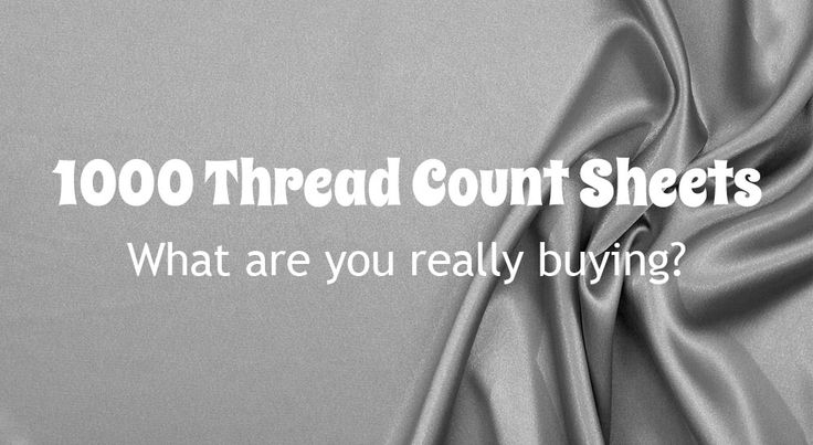 1000 Thread Count Sheets vs Bamboo Sheets