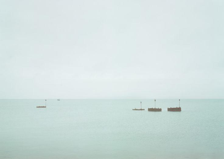 minimalist landscape by elger esser