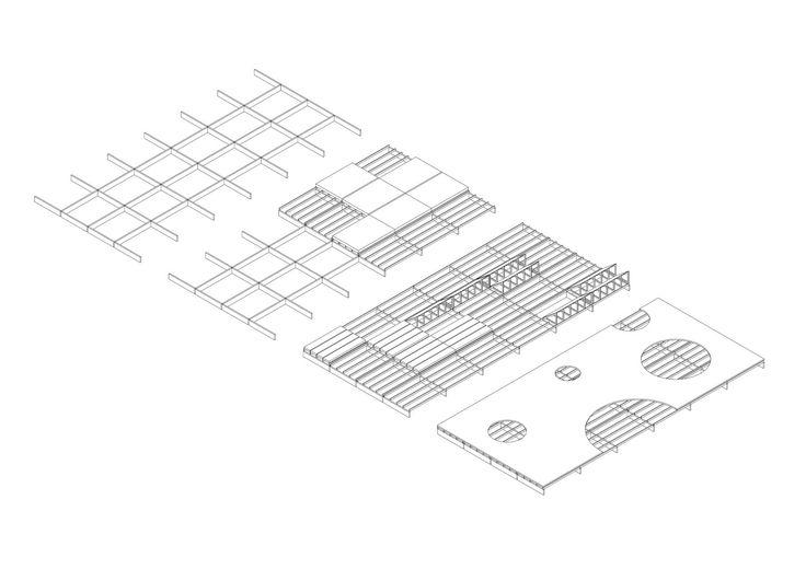 Klaus Lehnert Architekten - Berlin: Modular City, Wolfsburg