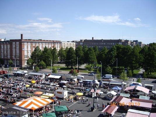 Tammelantori, Tampere
