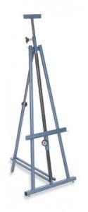 Holiday Surprises – a Sturdy Metal Easel! http://blog.madisonartshop.com/2013/12/16/holiday-surprises-a-sturdy-metal-easel/