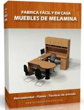 Curso de muebles de melamina