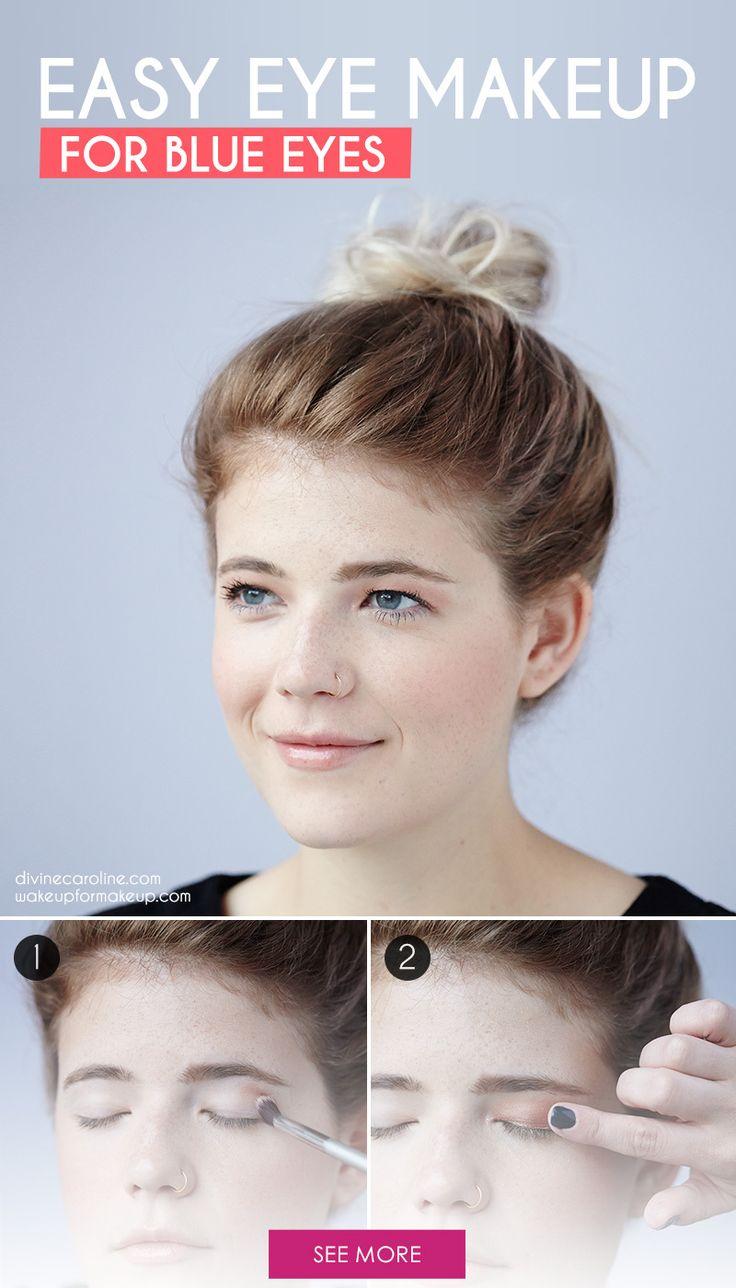 Everyday Eye Makeup On Pinterest: Best 25+ Everyday Eye Makeup Ideas On Pinterest