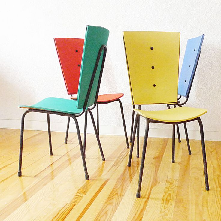 Funky Dining Room Chairs: 96 Best Mid Century Love! Images On Pinterest