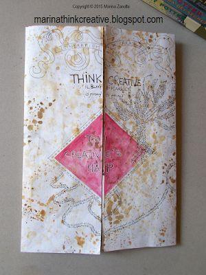 Think Creative's Map - prima parte