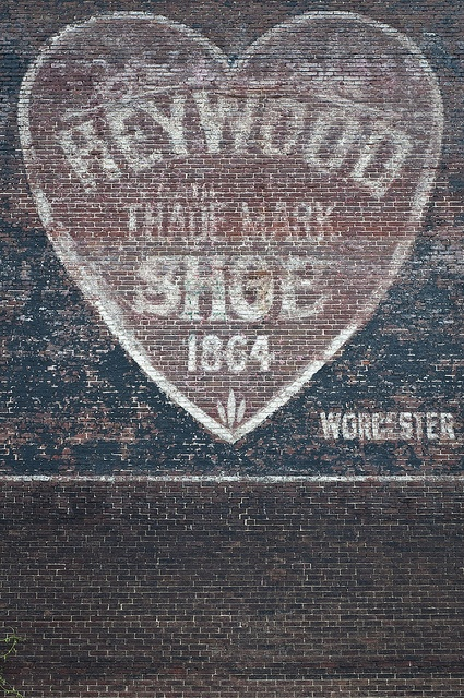 ghost sign.