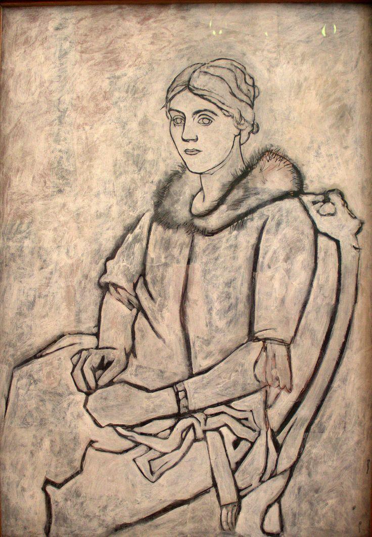 Pablo Picasso , Olga