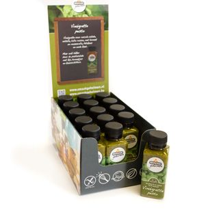 Vinaigrette pesto (120ml)