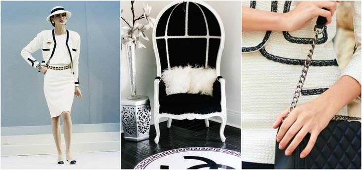 Coco style  Как подобрать идеальное кольцо по форме пальцев?  Коко создала сумочки на цепочках, духи, состоящие из более чем 80 компонентов,и налила их в штоф для водки, она придумала черные платья, которые есть в базовом гардеробе каждой модницы, и элегантные твидовые костюмы