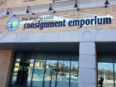 The Singing Lady Consignment  Emporium ETOBICOKE: 781 The Queensway Furniture Consignment Store Recommended on The Marilyn Denis Show