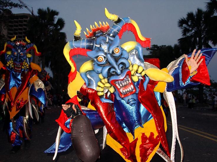 Carnaval Riosucio