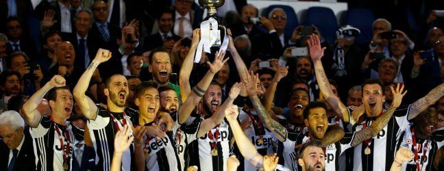 Coppa Italia alla Juve, primo atto del triplete