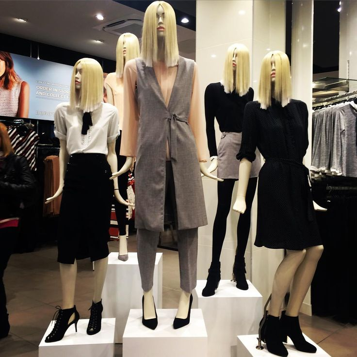 """FOREVER 21, London,UK, """"Good Night with Style"""", photo by Trendz Bureau, pinned by Ton van der Veer"""