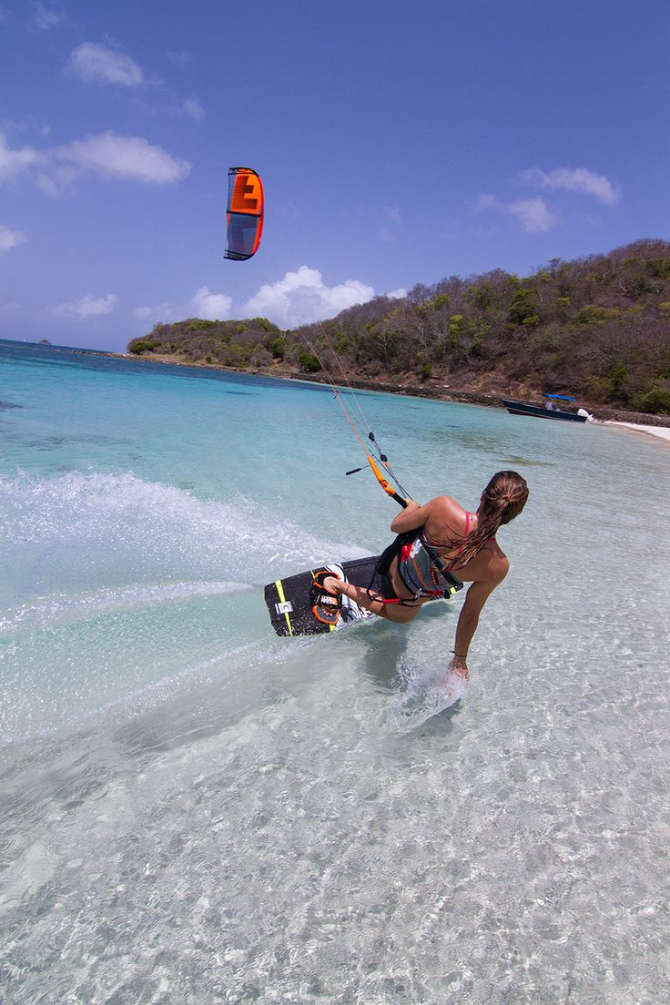 Union Island Kite Session 39 best Kiteboarding
