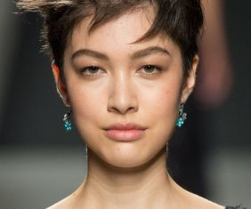 Short hairstyles: trends and tutorials