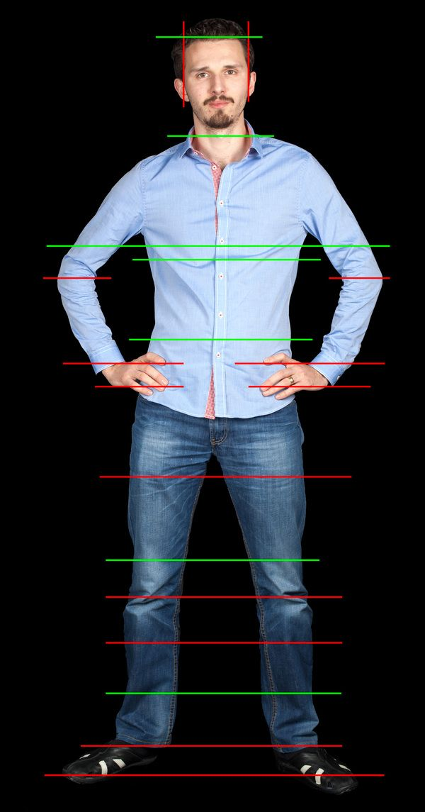 Portrait Photography Cropping Guide by T.Muška