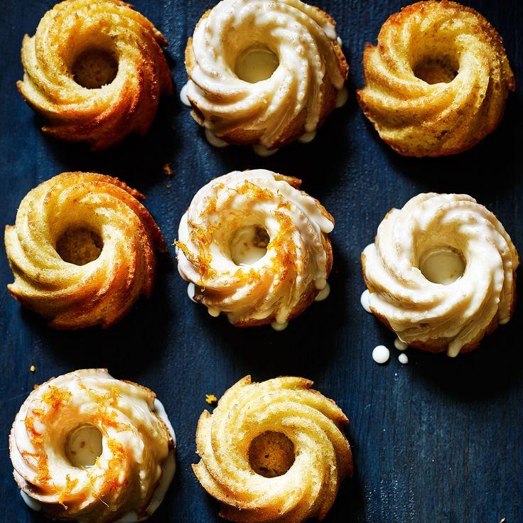 Clementine cakes - Sainsbury's Magazine