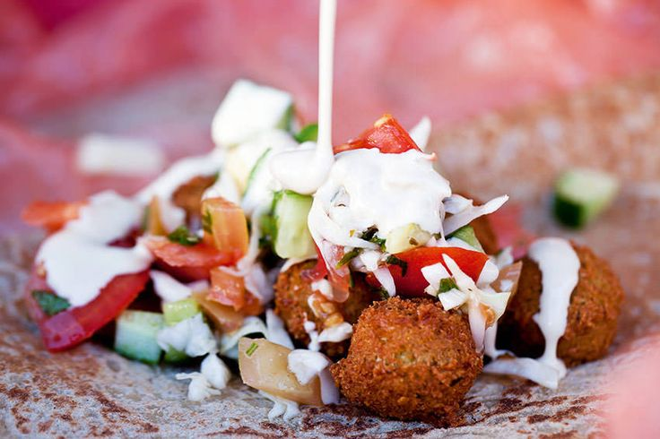 """""""From the dry hinterland of the Galilee to the ancient ports of the Mediterranean, Israel's north is home to a rich culinary heritage where diners embrace goat's cheese as much as sashimi"""" #gourmet #travel #destinations"""
