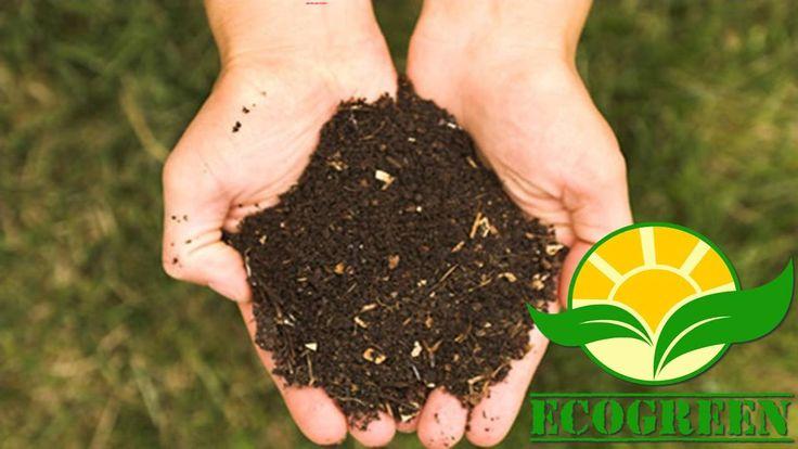 Como Fazer Adubo Orgânico  - How to Make Organic Fertilizer.