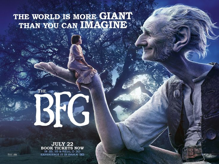 Return to the main poster page for The BFG (#4 of 4)